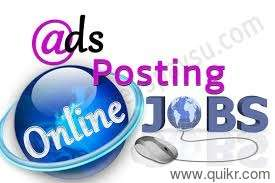 ad posting work from home mumbai