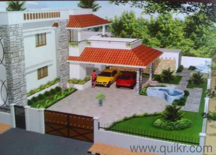 Duplex House Low Cost In Gatetd Community Near Nuzivid In