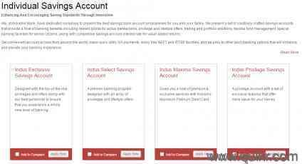 Indusind forex card login