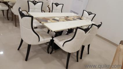 Super design new Dining table Marbal Top Brand New Home