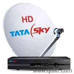 Tata Sky New Connection With Free Installation In