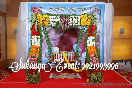 Quikr user profile for Baby palna decoration