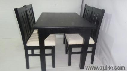 Quikr Certified Brand New 4 Seater Dining Table For Sale