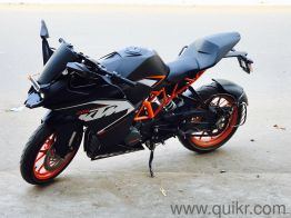 6 second hand ktm bikes in ahmedabad | used ktm bikes at quikrbikes