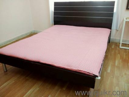 Rarely Used Bed In Perfect Condition
