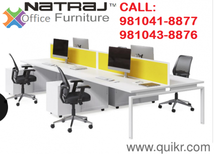 Natraj Cubicle Workstation Furniture Office Gurgaon