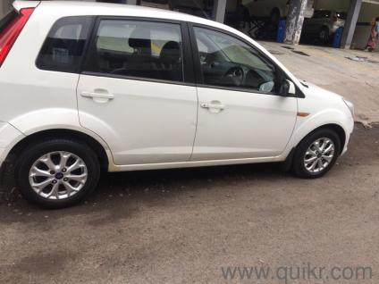 White 2013 Ford Figo Titanium Plus 15 TDCi 83000 Kms Driven In Ring Road Surat Cars On Quikr Classifieds
