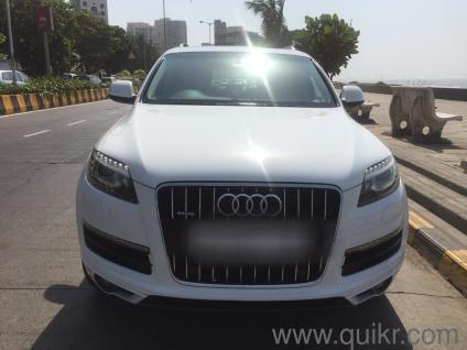 Audi Q Diesel SUV Seater Bose Panoramic In Worli Sea - Audi family car 7 seater
