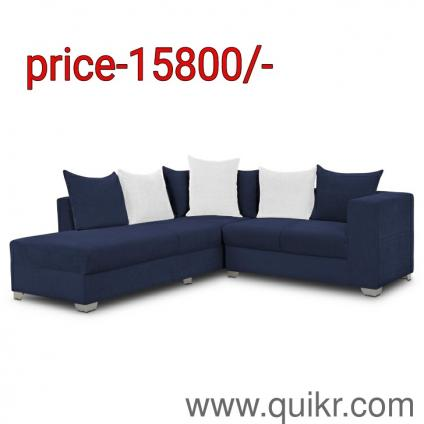 sofa set. Call/What App- 9718080807) Brand New 6 Seater Sofa Set At Lowest Price SKF DECOR. - Home Office Furniture Delhi | QuikrGoods