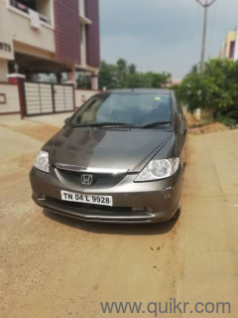 Grey 2004 Honda City 1.5 V AT 99999 Kms Driven In Tambaram Sanatorium In  Tambaram Sanatorium, Chennai Cars On Chennai Quikr Classifieds
